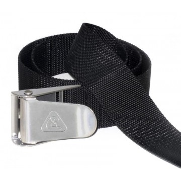 NYLON BELT WITH STAINLESS BUCKLE