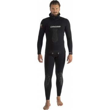 APNEA WETSUIT - PANTS WITH STRAPS - 3,5MM - 2014 VERSION