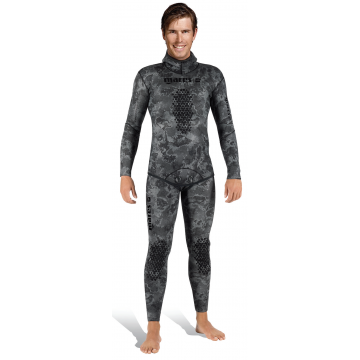 EXPLORER CAMO BLACK 50 OPEN CELL SUIT