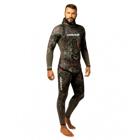 SEPPIA WETSUIT - 7 MM