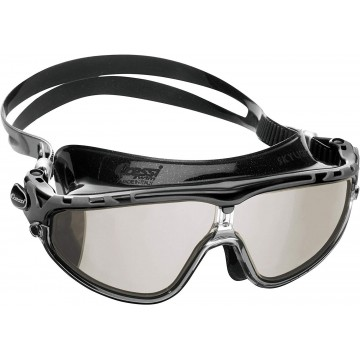 SKYLIGHT MIRRORED LENSES SWIMMING GOGGLES