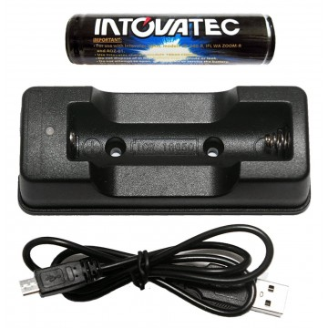 LI-ION BATTERY AND CHARGER SET