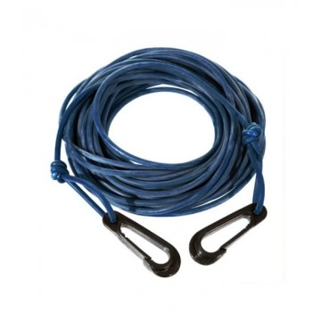 BLUE ELASTIC FLOATING ROPE 4MM (12M)