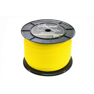YELLOW FLOATING ROPE (MIN 25M)