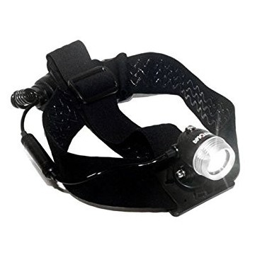 VIDEO LAMP WITH HEAD STRAP