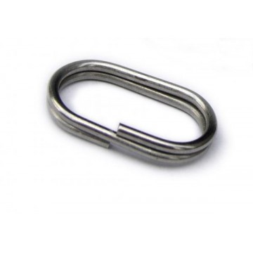 OVAL STAINLESS RING