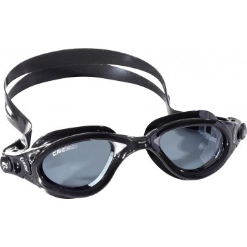 FLASH SMOKED LENS SWIMMING GOGGLES